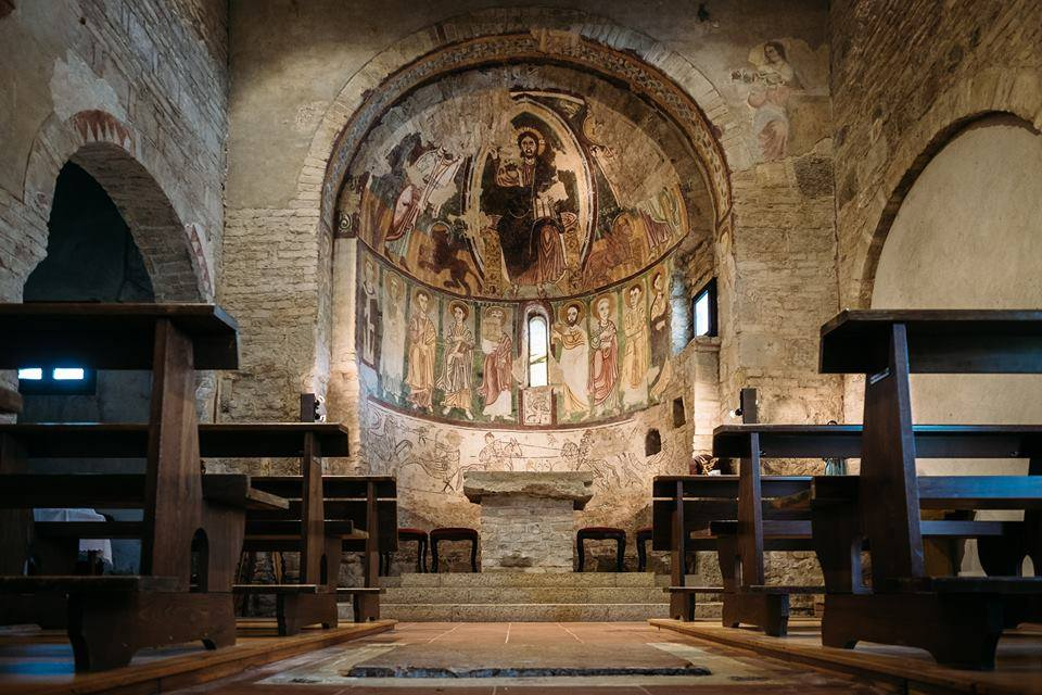 Chiesa di San Michele Arcangelo a Pozzoveggiani