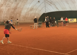 Torneo provinciale di tennis: risultati e classifiche