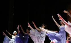 Ballet center prom. arte e balletto a. cult. d.
